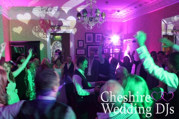 Cheshire Wedding DJs At Eleven Didsbury Park
