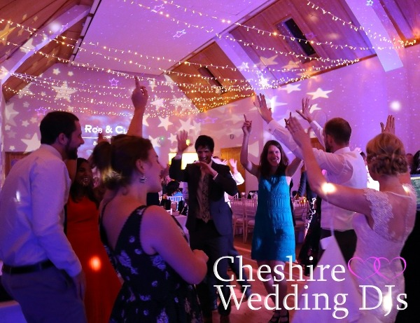 Cheshire Wedding DJs At Abbeystead Village Hall