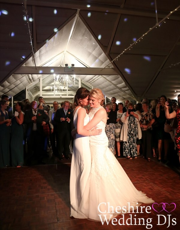 Abbeywood Estate Glasshouse Wedding DJ