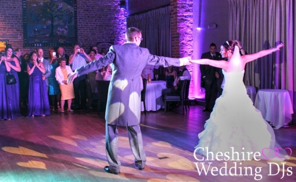 Arley Hall First Dance