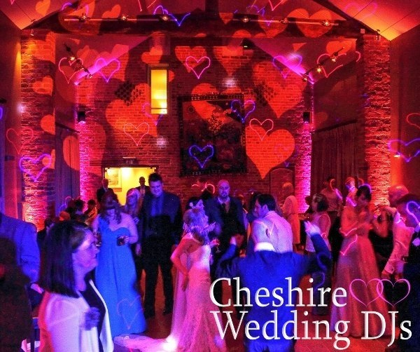 Cheshire Wedding DJs At Arley Hall