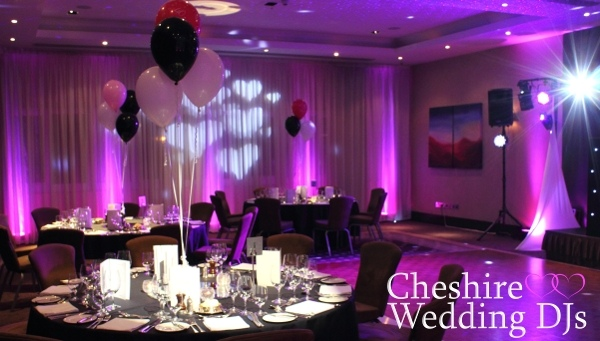 Cheshire Wedding DJs At Chester Grosvenor Hotel
