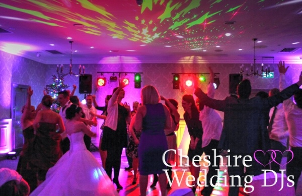 Cheshire DJ Mottram Hall