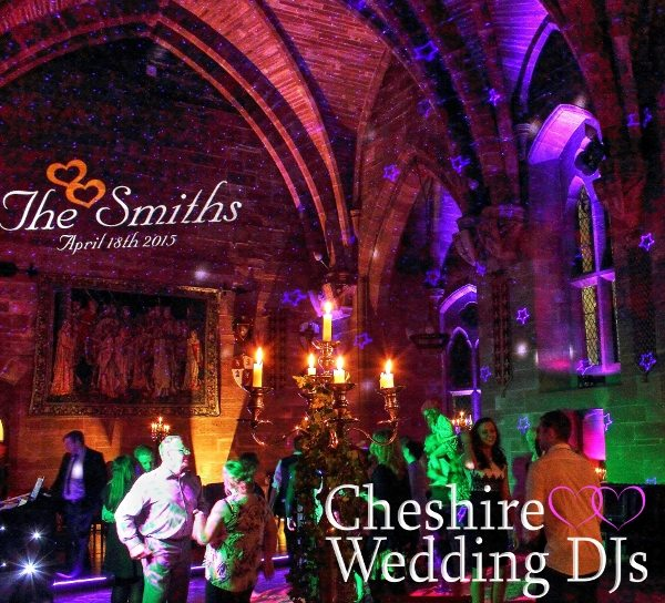 Cheshire DJs At Peckforton Castle