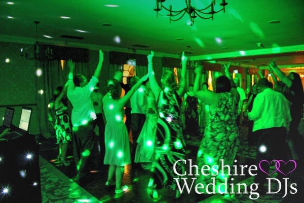Cheshire DJs Mottram Hall