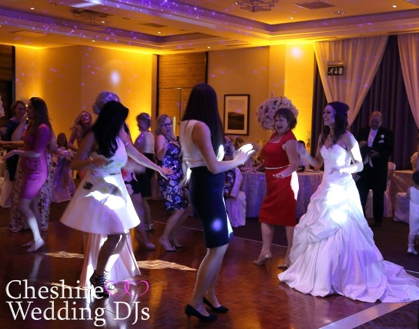 Cheshire DJs Rookery Hall