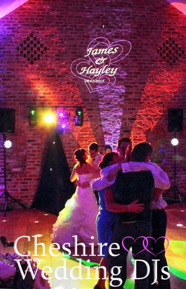 Cheshire Wedding DJ Arley Hall