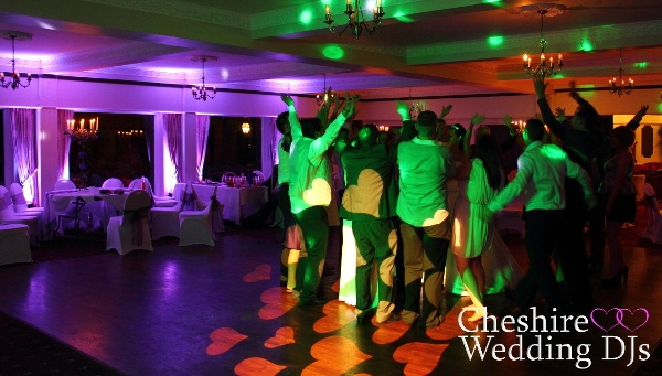 Cheshire Wedding DJ At Deanwater Hotel