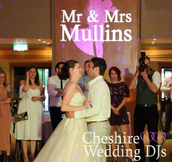Cheshire Wedding DJ Craxton Wood