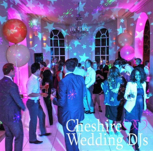 Cheshire Wedding DJ Iscoyd Park