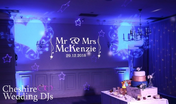 Cheshire Wedding DJ Mottram Hall
