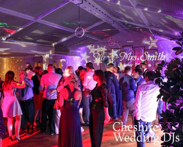 Cheshire Wedding DJs Mere Court