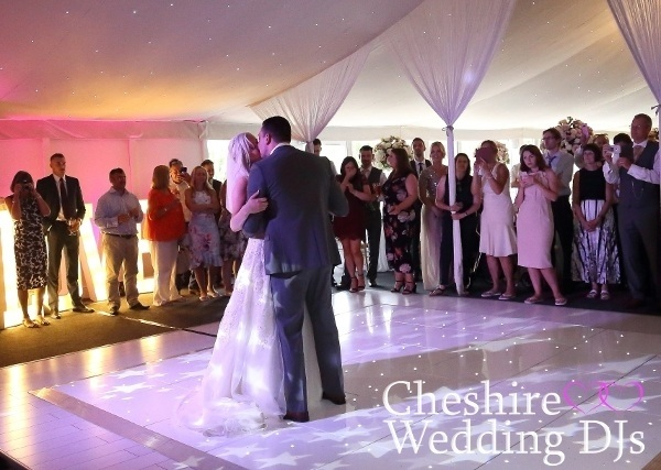 Combermere Abbey Wedding DJ