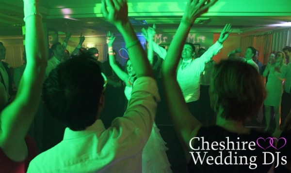 Cranage Hall Wedding DJ