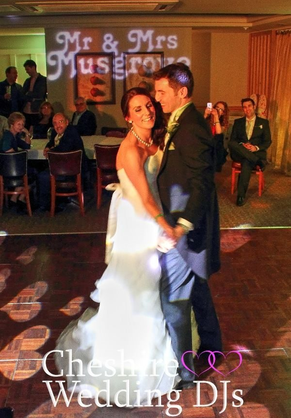 Cranage Hall First Dance
