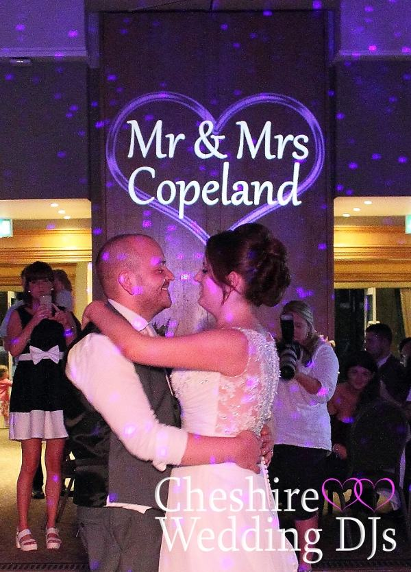 Craxton Wood Wedding DJ 2015