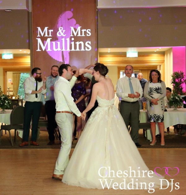 Cheshire Wedding DJs At Macdonald Craxton Wood Hotel & Spa