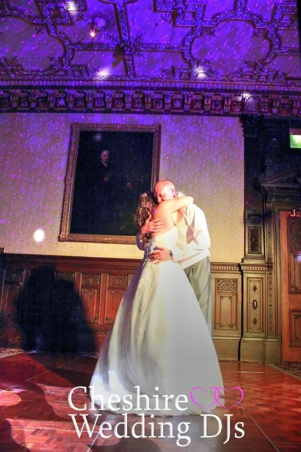 Cheshire Wedding DJs At Crewe Hall