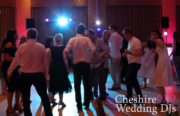 DJ at Craxton Wood Hotel