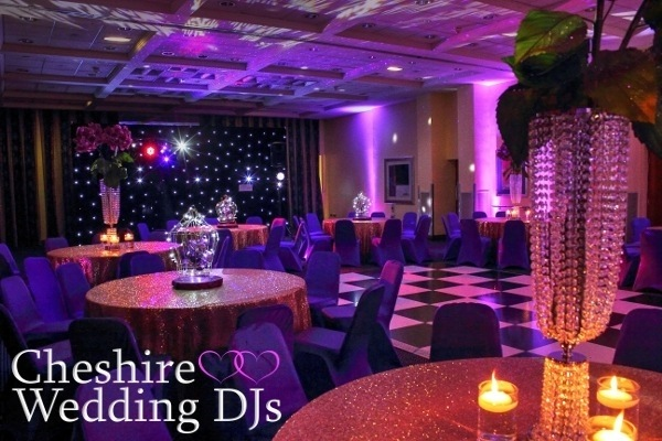 Cheshire Wedding DJs At Daresbury Park Hotel
