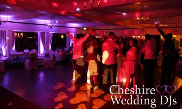 Cheshire Wedding DJs At Deanwater Hotel