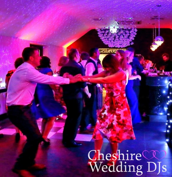 Cheshire Wedding DJs At Delamere Manor