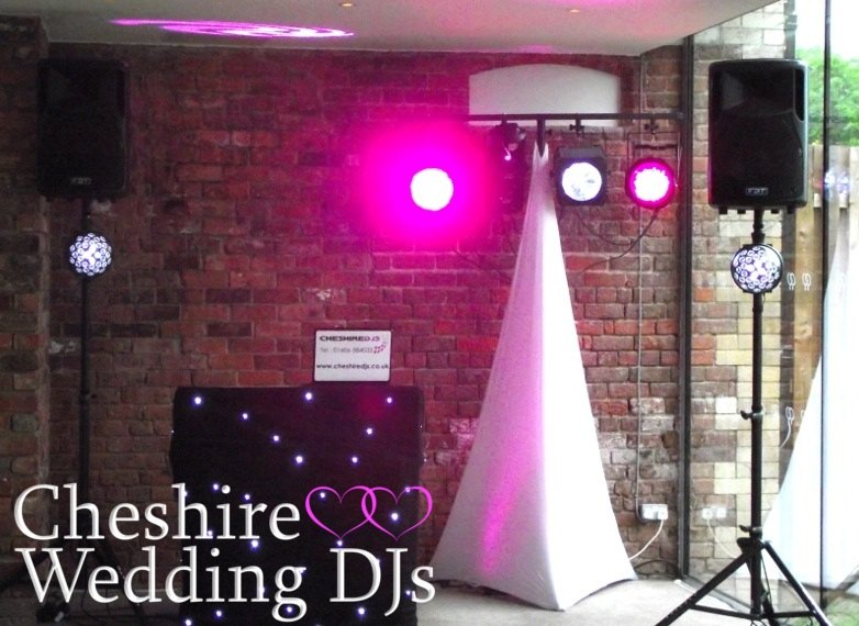 Cheshire Wedding DJs At Doubletree By Hilton
