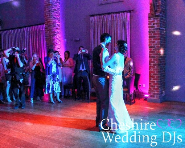 First Dance At Arley Hall
