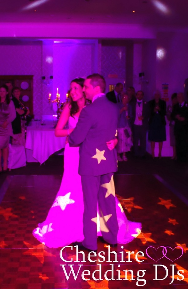 First Dance At Hollin Hall Hotel