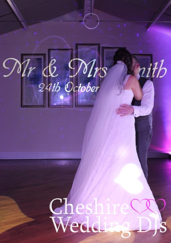 First Dance At Mere Court Wedding