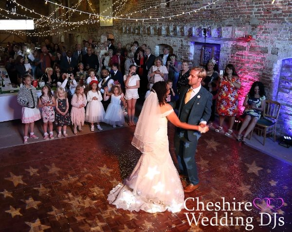 Cheshire DJ Funky First Dance