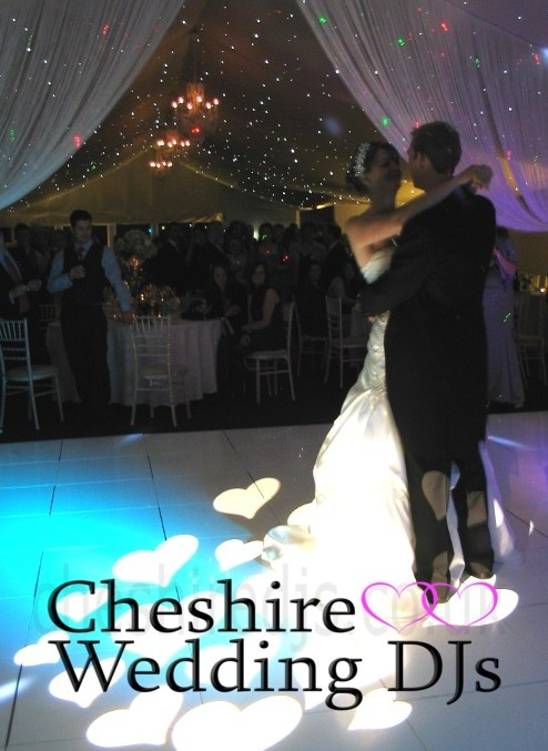 Cheshire Wedding DJs At Combermere Abbey