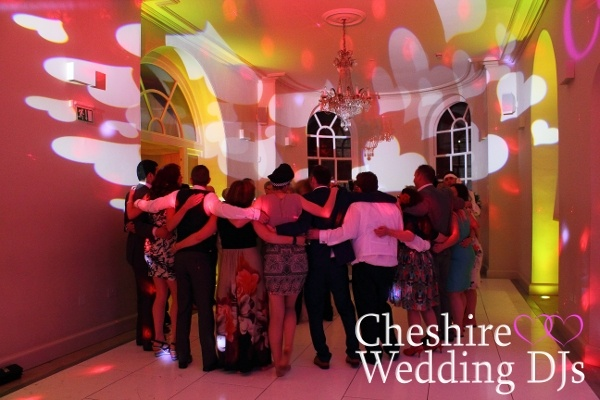 Cheshire Wedding DJs At Iscoyd Park