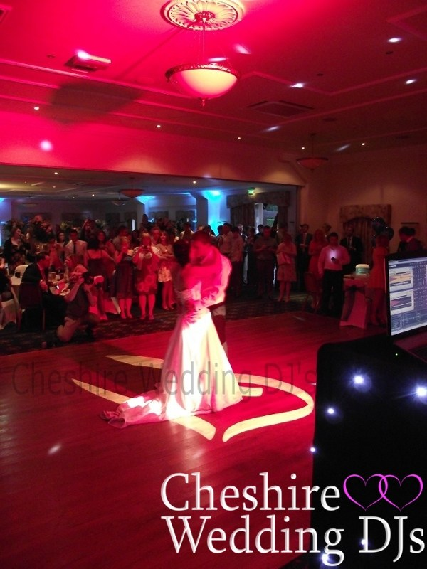 Cheshire Wedding DJs At Lion Quays
