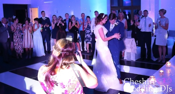 Manley Mere First Dance