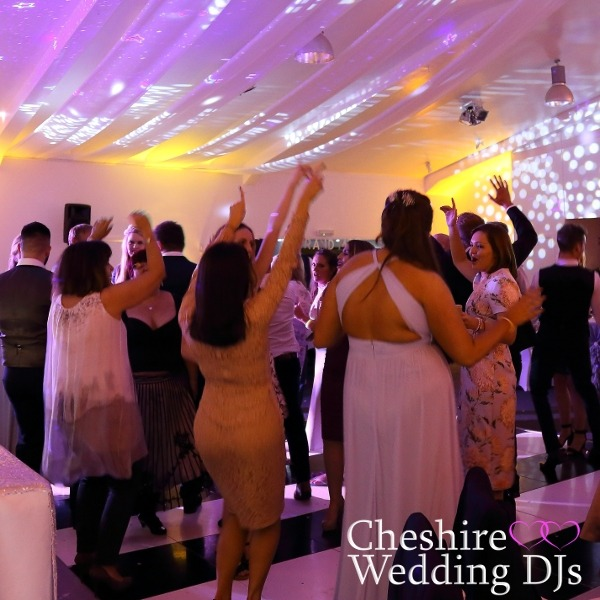 Manley Mere Party DJ Cheshire