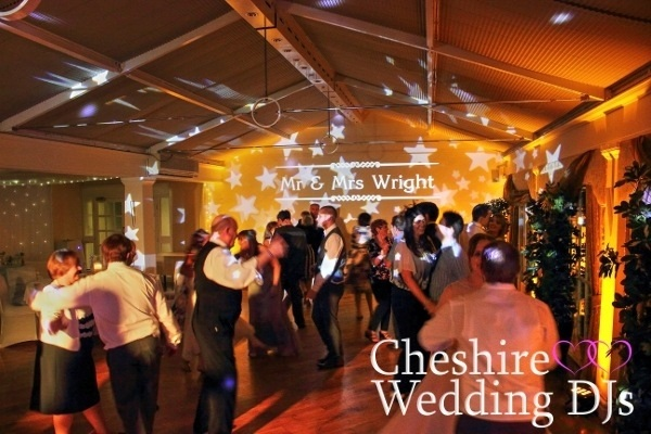 Cheshire Wedding DJs At Mere Court