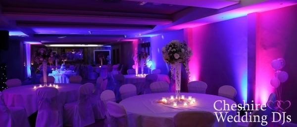 Cheshire Wedding DJs At Mere Golf & Spa Resort