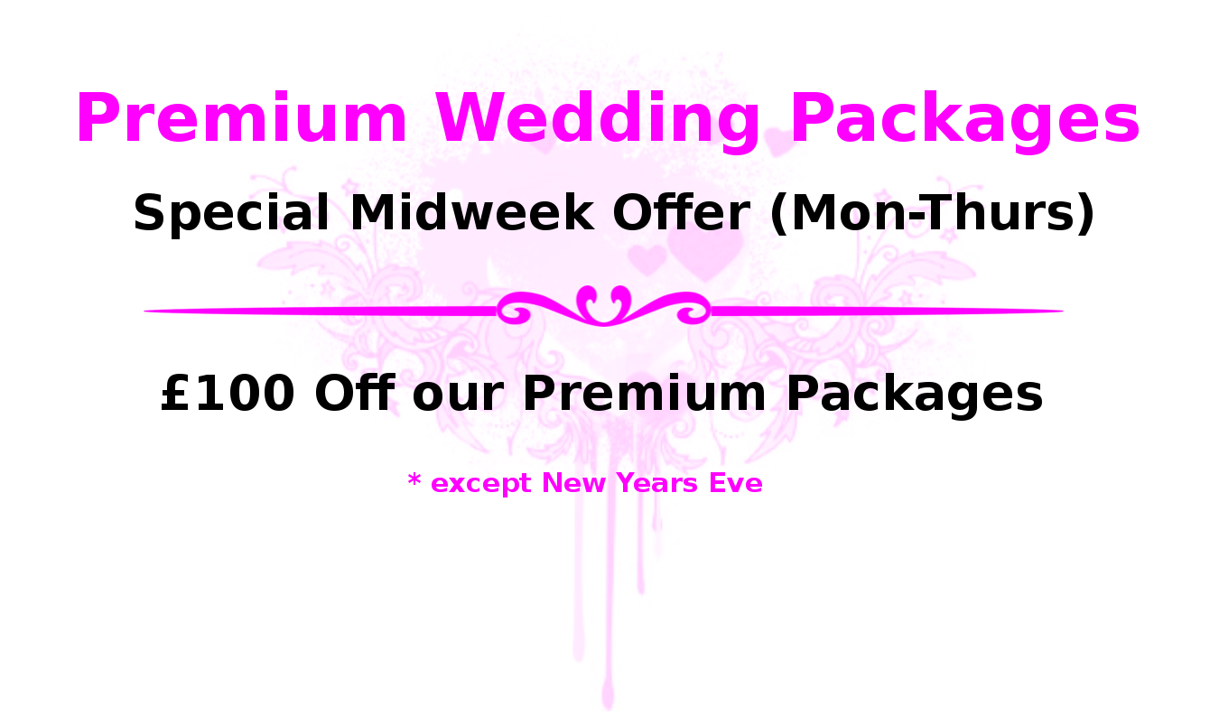 Wedding DJ Special Offer