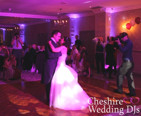 Mottram Hall First Dance