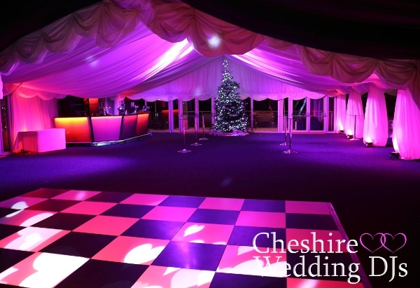 Nunsmere Winter Wedding DJ