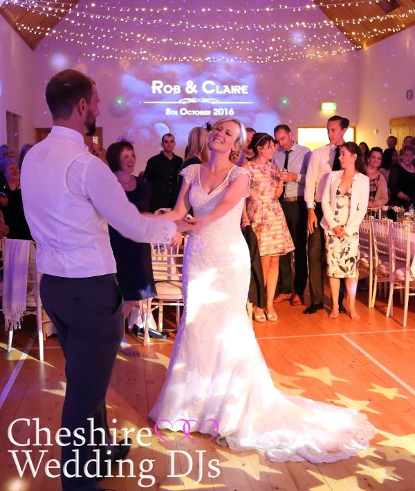 Over Wyresdale Parish Hall Wedding DJ - 