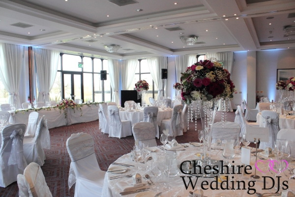 Rookery Hall Wedding Breakfast