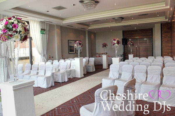 Rookery Hall Wedding Ceremony