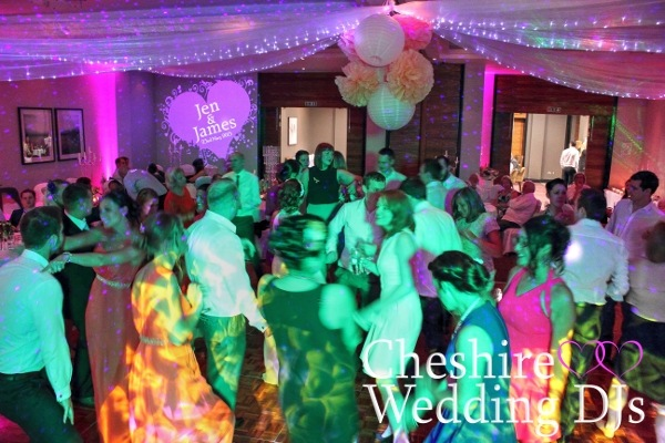 Rookery Hall Wedding DJ 2015