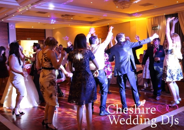 Rookery Hall Wedding DJ 2016