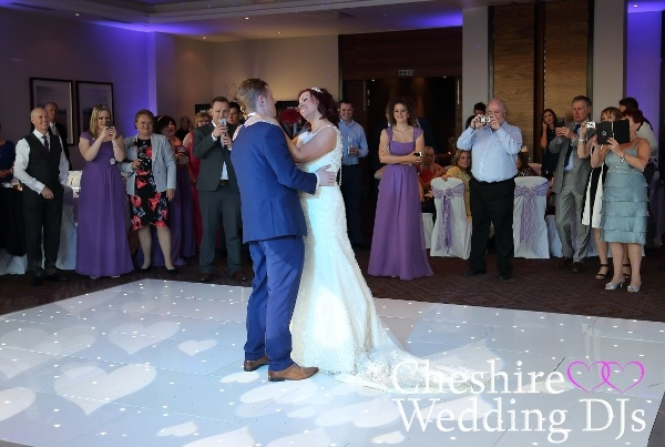 Rookery Hall Wedding DJ 2017
