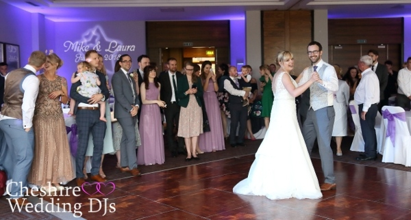 Rookery Hall Wedding DJ 2018