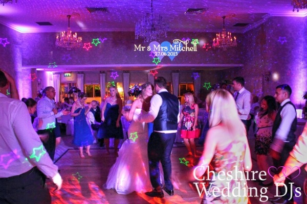 Rowton Hall DJ Package