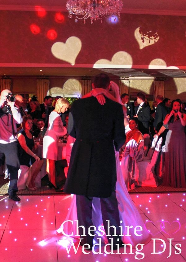 Rowton Hall Wedding DJ 2015